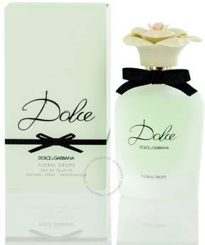 Dolce & Gabbana Dolce Floral Drops by Dolce Gabbana EDT Spray 1.7 oz (50 ml) (w)