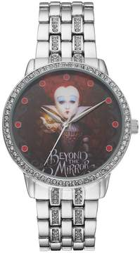 Disney Disney's Alice Through the Looking Glass Red Queen Beyond The Mirrors Women's Crystal Watch
