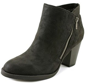 Rampage Erica Women Round Toe Synthetic Black Ankle Boot.