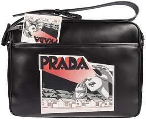 Prada Comic Shoulder Bag