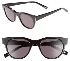 Elizabeth and James Women's Blair 50Mm Cat Eye Sunglasses - Black