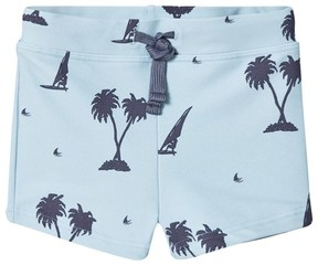 Mini A Ture Gerry Shorts, K Blue Fog