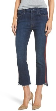 Mother Women's 'The Insider' Crop Step Fray Jeans