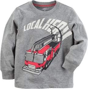 Carter's Toddler Boys Local Hero T-Shirt