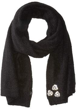 Echo Star Pin Muffler Scarves