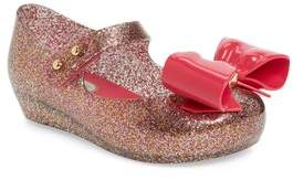 Mini Melissa Toddler Girl's Ultragirl Viii Mary Jane Flat
