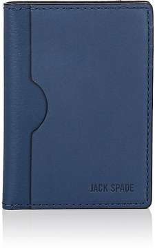 Jack Spade MEN'S GRANT FOLDING CARD CASE