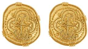 Fornash Coin Earrings