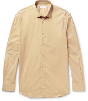 Joseph John Striped Cotton-Poplin Shirt