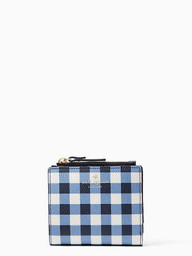 Kate Spade Hyde lane gingham adalyn - NAVY/WHITE - STYLE