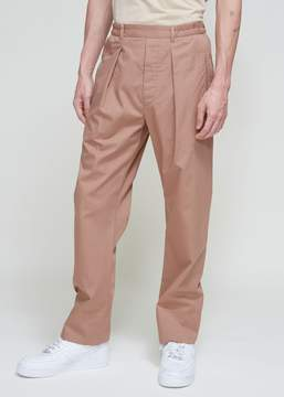 Lemaire Light Twill Elasticated Pant