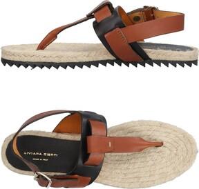 Liviana Conti Toe strap sandals