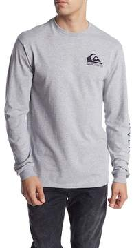 Quiksilver Two Tone Long Sleeve Tee