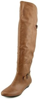 Style&Co. Style & Co Horray Round Toe Synthetic Knee High Boot.