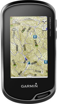 Garmin Oregon 750t, With TOPO Canada