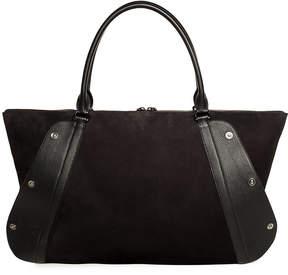 Akris Aimee Medium Snap Satchel Bag
