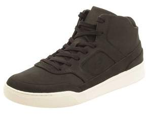 Lacoste Mens Explorateur Mid 416 Sneakers In Black.