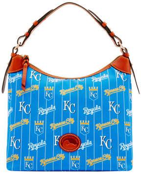 Dooney & Bourke Kansas City Royals Nylon Hobo