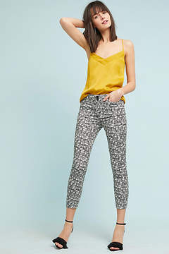 Anthropologie Bowery Printed Pants