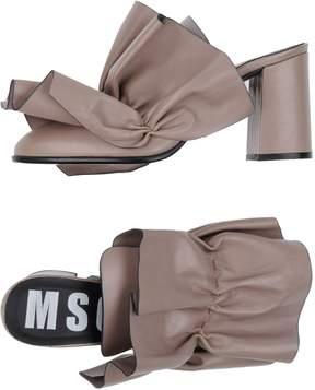MSGM Mules