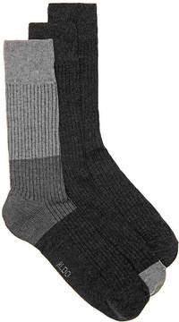 Aldo Men's Color Block Men's's Crew Socks - 3 Pack