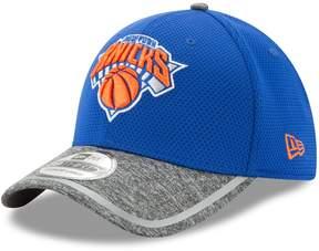 New Era Adult New York Knicks 39THIRTY Training Flex-Fit Cap