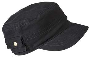 Mossimo Women's Conductor Hat with Pocket - Black