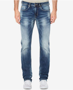 Buffalo David Bitton Men's Slim Straight Fit Stretch Jeans