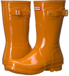 Hunter Orignal Short Gloss Rain Boots Women's Rain Boots