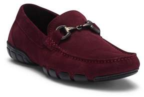 Kenneth Cole Design 10553 Suede Water & Stain Resistant Bit Loafer
