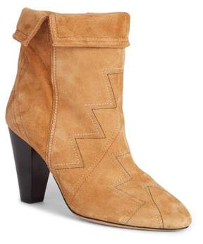 Isabel Marant Darilay Topstitched Boot