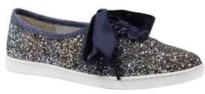 J. Renee Women's Shimmo Bow Sneaker