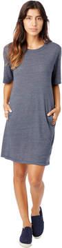 Alternative Apparel Eco-Jersey Pocket T-Shirt Dress