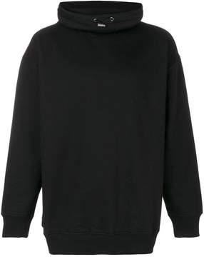 Diesel Black Gold minimal hoodie