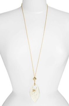 Alexis Bittar Women's Lucite Pendant Necklace