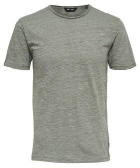 ONLY & SONS Short-Sleeve Cotton Tee