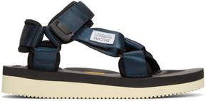 Suicoke Navy Depa-V Sandals