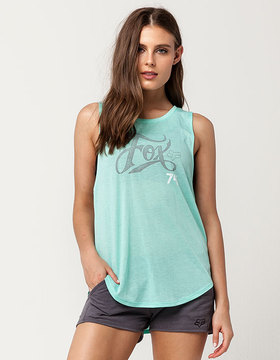 Fox Resounding Womens Muscle Tee