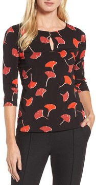 BOSS Women's Epinala Print Top