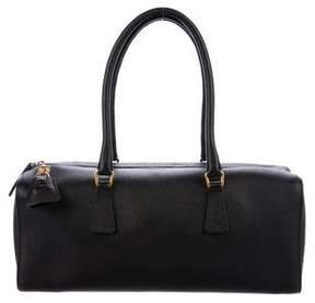 Prada Saffiano Duffel Bag