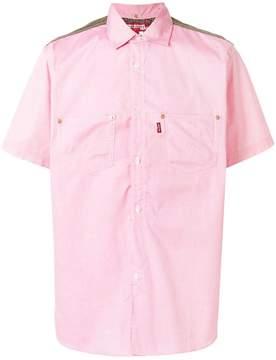 Junya Watanabe X Levi's short-sleeved shirt