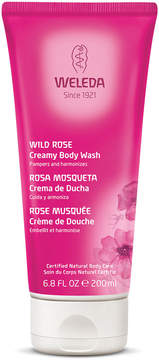 Weleda Wild Rose Creamy Body Wash by 6.8oz Shower Gel)