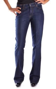 Notify Jeans Dek'her Women's Blue Cotton Jeans.