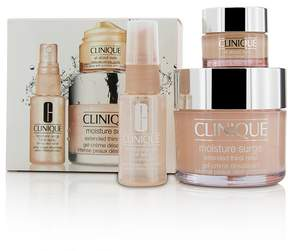 Clinique Moisture Surge Set: Moisture Surge 125ml + All About Eyes 15ml + Moisture Surge Face Spray Thirsty Skin Relief 30ml