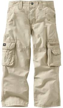 Lee Boys 4-7x Dungarees Explorer Relaxed-Fit Cargo Pants