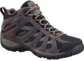 Columbia Redmond Mid Waterproof Hiking Boot - Men's