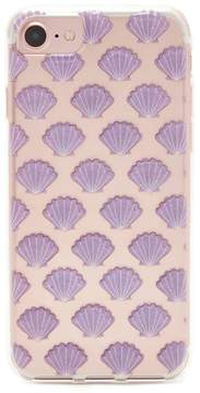 Forever 21 Seashell Case for iPhone 7/7s