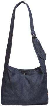 Cross Body Slouch Tote Bag