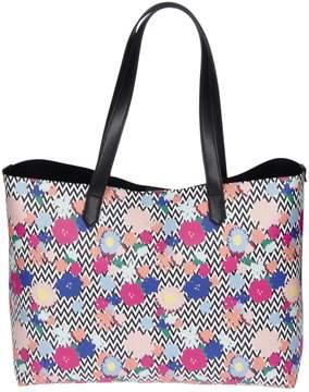 Hogan Floral Shopper Bag