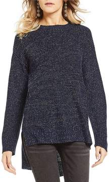 Copper Key Lurex Sweater
